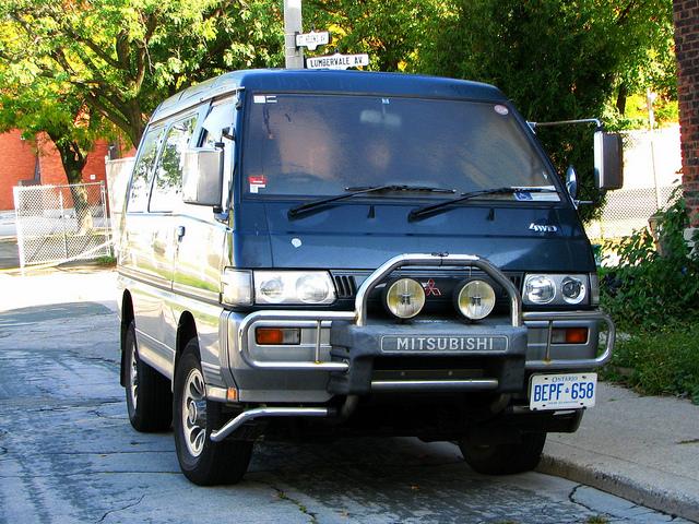 Mitsubishi Delica L300 Star