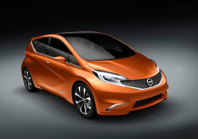 Nissan launches innovative painted