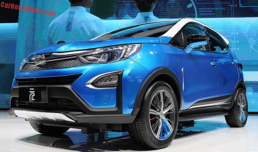 BYD Launches 2 New Electric