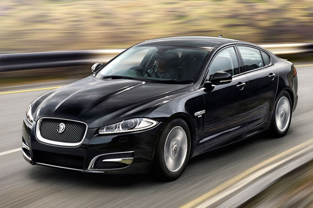 The all-new Jaguar XFL
