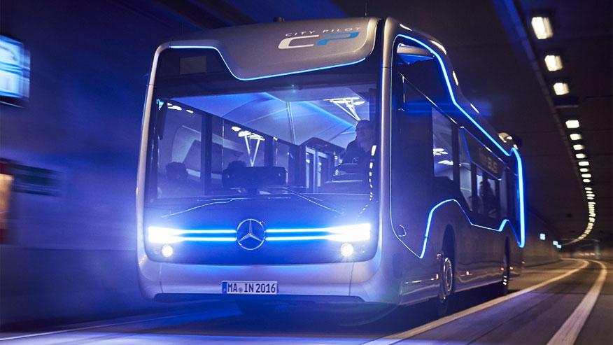 Mercedes-Benz Bus 2016