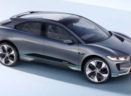 Jaguar I-Pace Electric Suv To Take On Tesla Model X In 2018