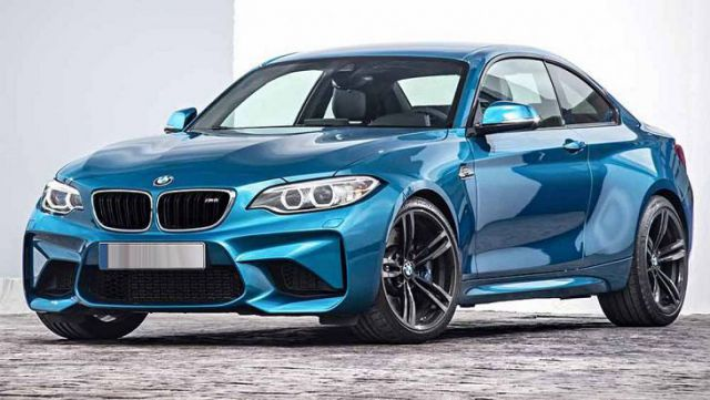 2018 bmw m2: still awesome, now with more touchscreen | carfilia