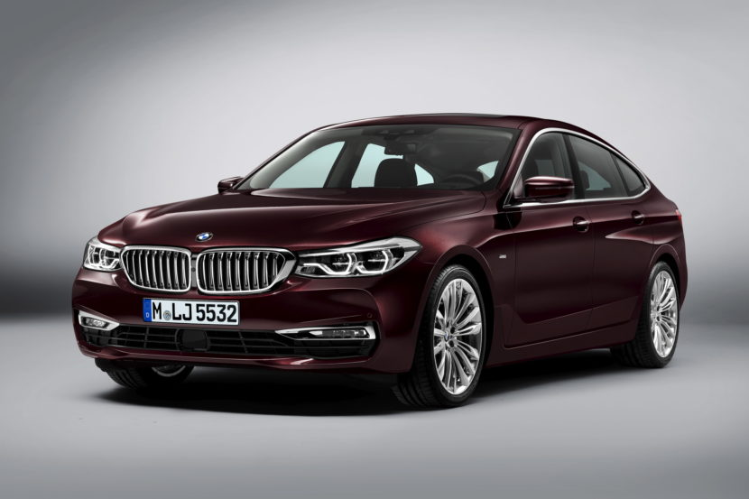 2018 BMW 6