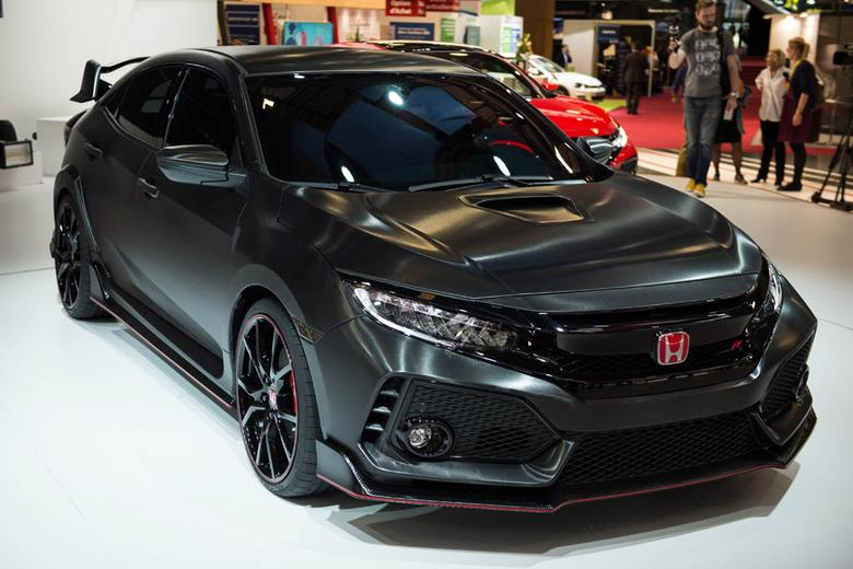 2017 Honda Civic R