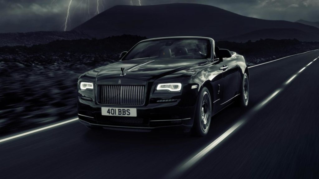 Rolls-Royce Black Badge