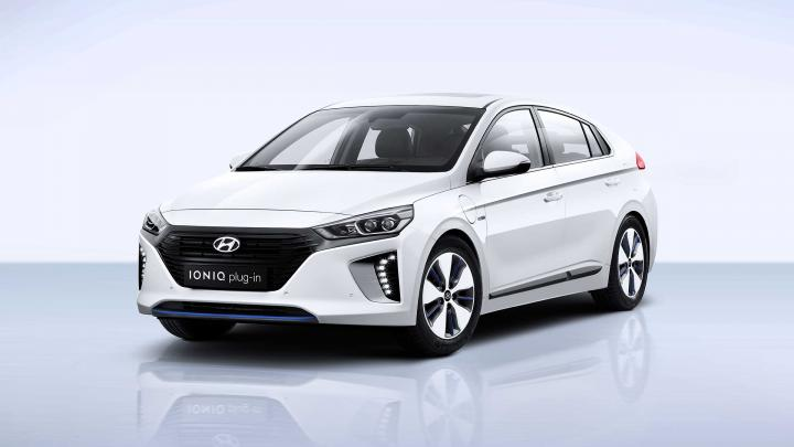 Hyundai Has Added The 2018 Plug In Hybrid Model To Its Ioniq Line Up For Year Along With New Features And Electric Models