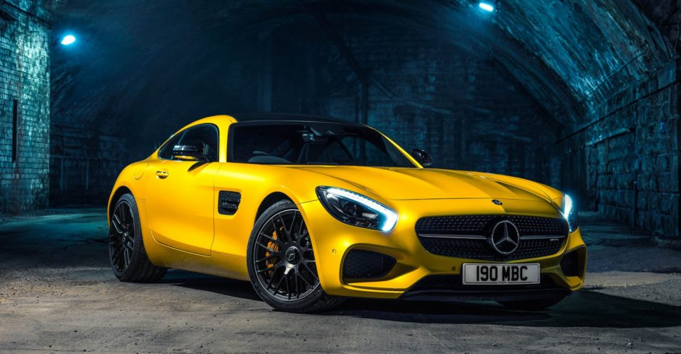 The New Mercedes-AMG GT S Roadster | Carfilia - Auto Blog ...