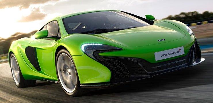 Mclaren Automotive Announces A New Financial Partner In Germany ...