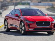 Jaguar I-Pace Sets Production EV Record Lap Time At Weathertech Raceway Laguna Seca