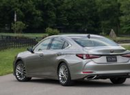 A Product Of Mastery: The Next Generation Lexus ES