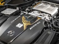 Why Mercedes Fires Its Spark Plugs Five Times per Stroke