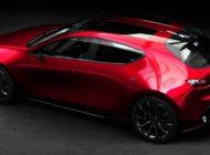 New Mazda3 Looks Just Like Mazda Kai Concept In Spy Photos