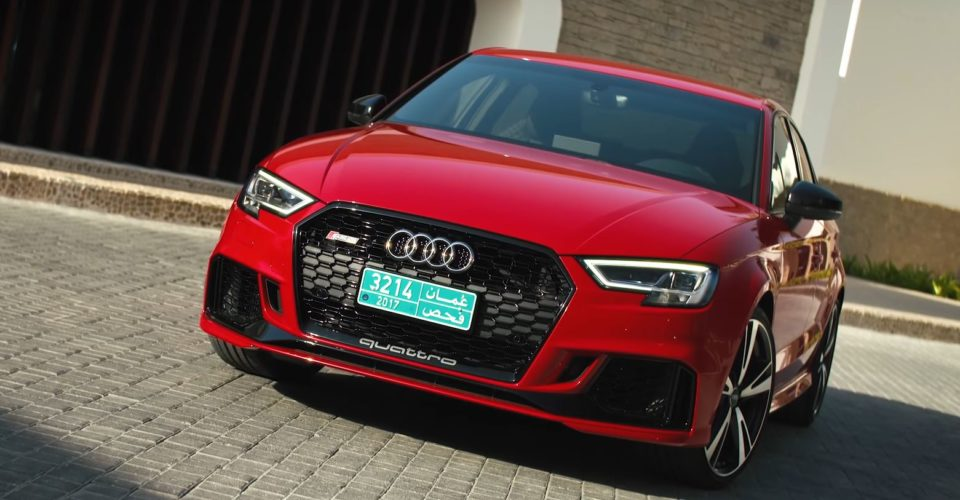 2018 Audi Rs3 Drivers Notes Review