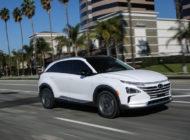 Hyundai Launches NEXO Fuel-Cell SUV in Canada