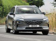 Sales Of Hyundai Nexo Passes 1,000 Units So Far This Year